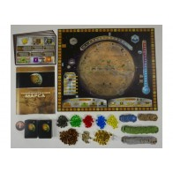 Настільна гра Підкорення Марса (Terraforming Mars) (укр.)