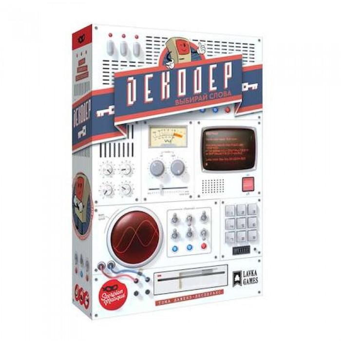 Настільна гра Декодер + унікальне промо