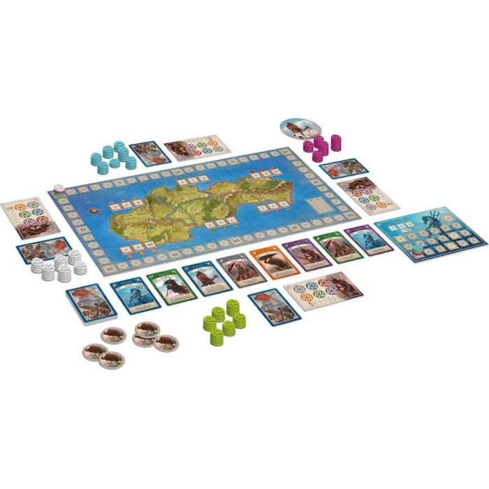 Настольная игра Этнос (Ethnos) + промо раса Феи