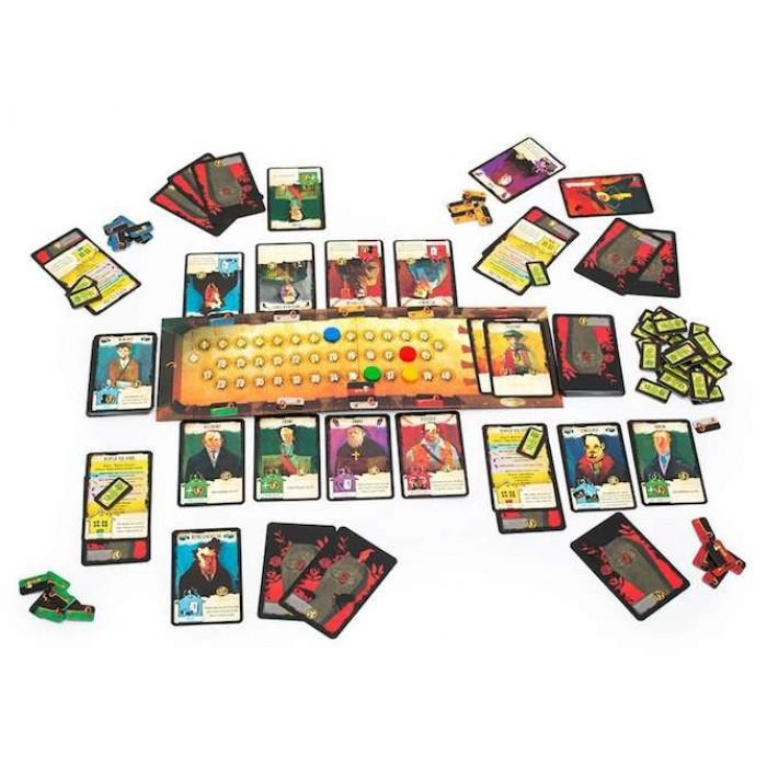 Настольная игра Красная таверна