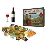 Настільна гра Виноробство. Повне видання