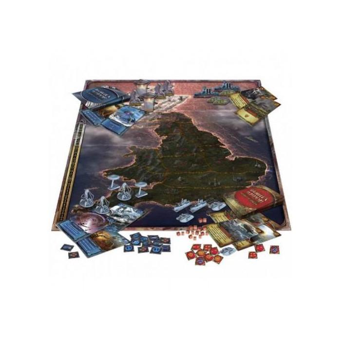 Настольная игра Война Миров: Новая угроза + уникальное промо!