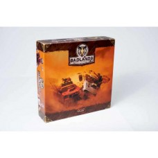 Настільна гра Badlands: Аванпост людства