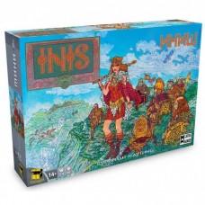 Настольная игра Иниш (Inis) + промо