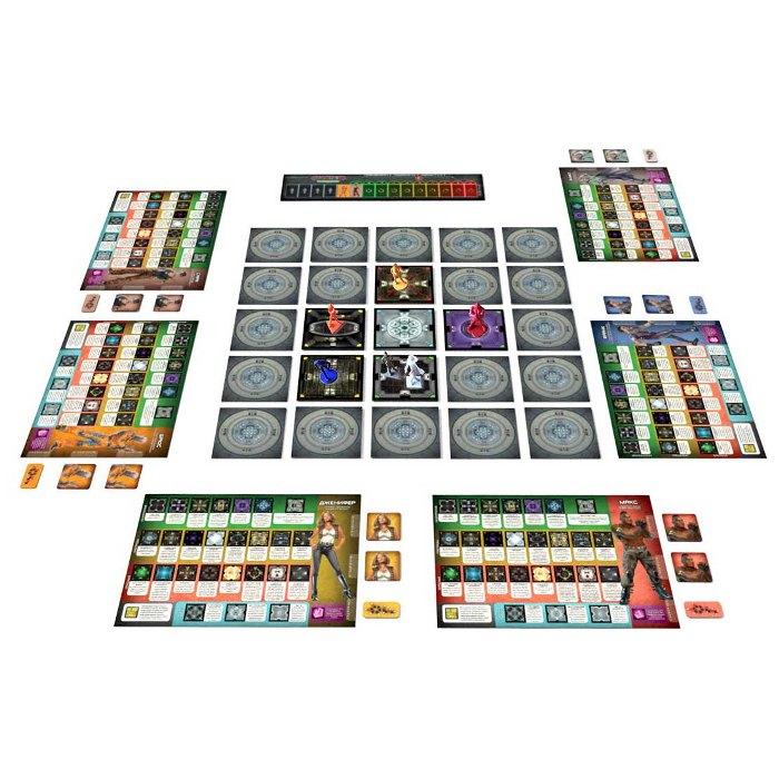 Настільна гра Кімната 25 (Room 25 Ultimate) (розгортуте видання)
