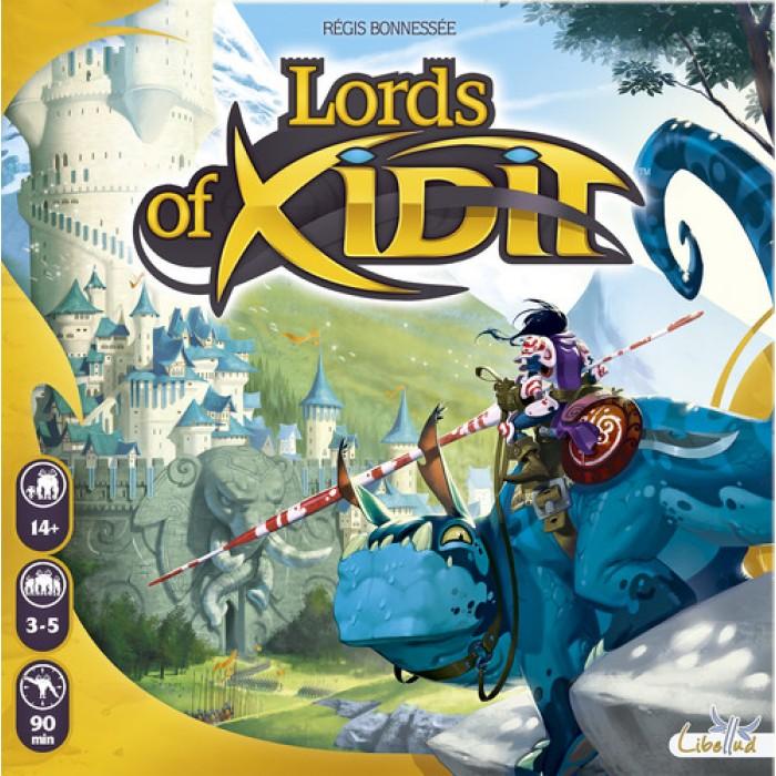 Настольная игра Лорды Ксидита