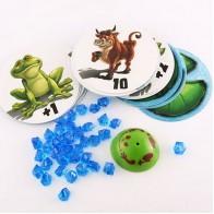 Настільна гра Хвалькувата жаба