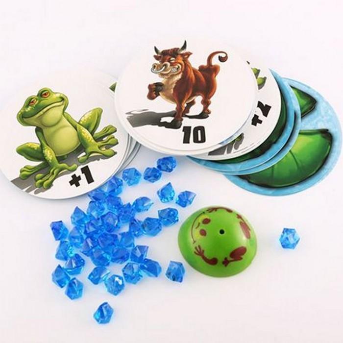 Настольная игра Хвастливая лягушка