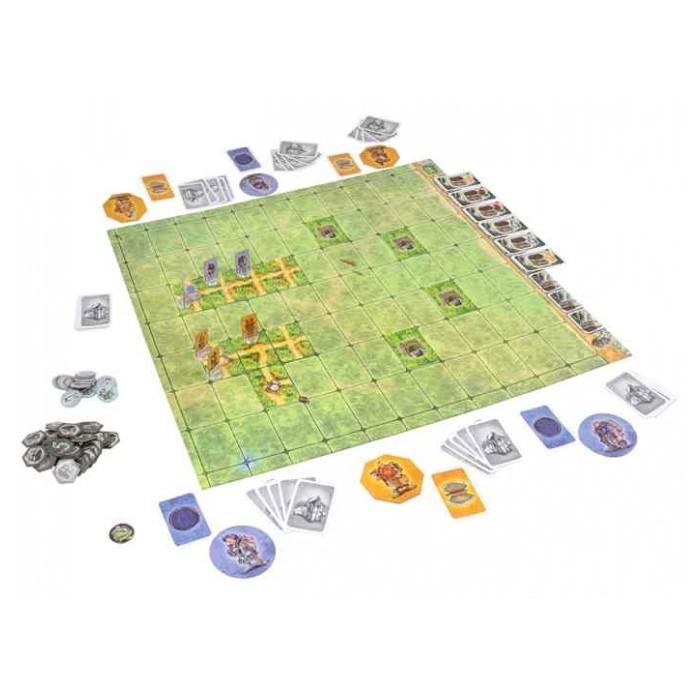 Настольная игра Гномы-вредители. Древние шахты