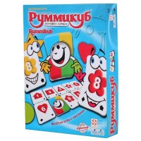 Настольная игра Руммикуб. Хорошее начало (Rummikub Start Right)
