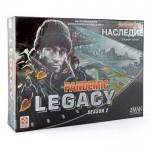 Настольная игра Пандемия: Наследие Сезон 2 (черная) (Pandemic: Legacy, black)