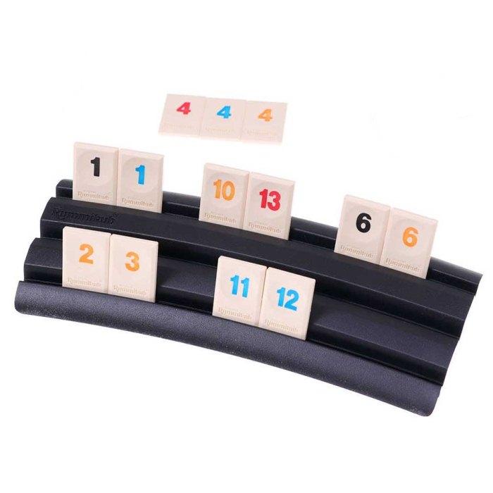 Настільна гра Руммікуб. Без кордонів (міні) (Rummikub Lite (Mini Tiles)