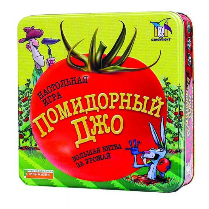 Настільна гра Помідорний Джо (The Big Fat Tomato Game)