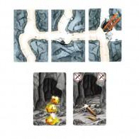 Настольная игра Гномы-вредители Делюкс (Саботёр, Saboteur) (с дополнением)