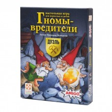 Настольная игра Гномы-вредители: Дуэль (Саботёр, Saboteur: The Due)