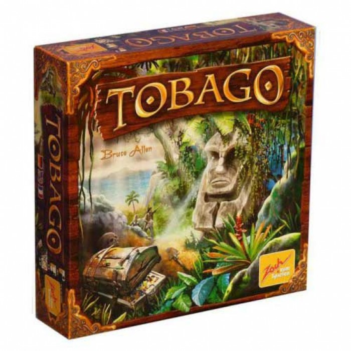 Настільна гра Тобаго (Tobago)
