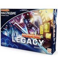 Настільна гра Пандемія: Спадщина (синя) (Pandemic: Legacy, blue)