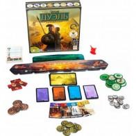 Настільна гра 7 Чудес: Дуель (7 Wonders: Duel) (рос.)
