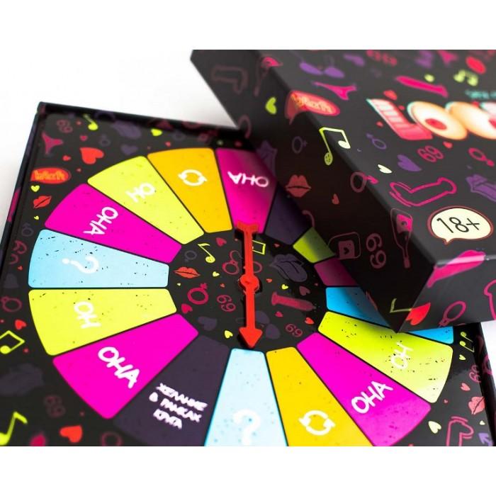 Еротична гра LOOPY Sex Game (нове видання)