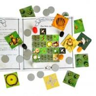 Настольная игра Шакал (Jackal. The boardgame) (новое издание)