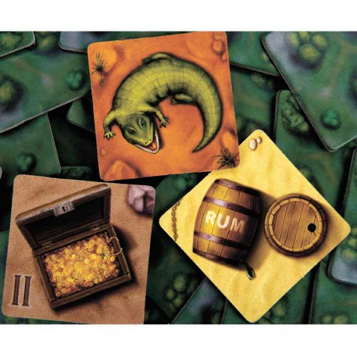 Настільна гра Шакал: Острів Скарбів (Jackal: Treasure Island)