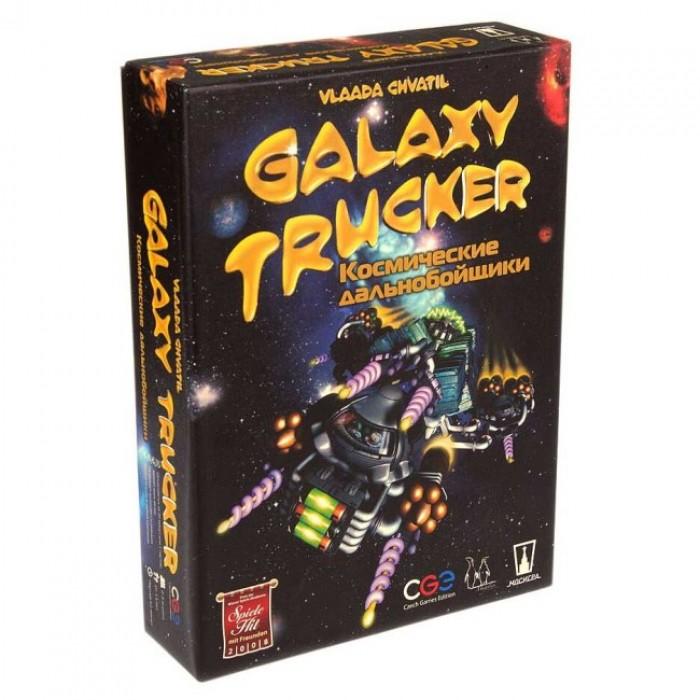 Настольная игра Космические дальнобойщики (Galaxy Trucker)