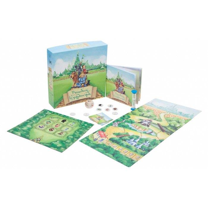 Настольная игра Волшебник Изумрудного города (Merlin Zinzin)