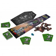 Настольная игра Зомби-обезьянаааа! (Primate Fear)