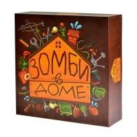 Настільна гра Зомбі в будинку