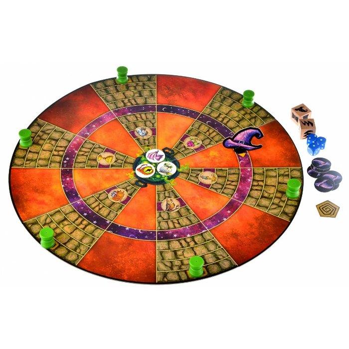 Настільна гра Чарівний котел (Cauldron Quest)