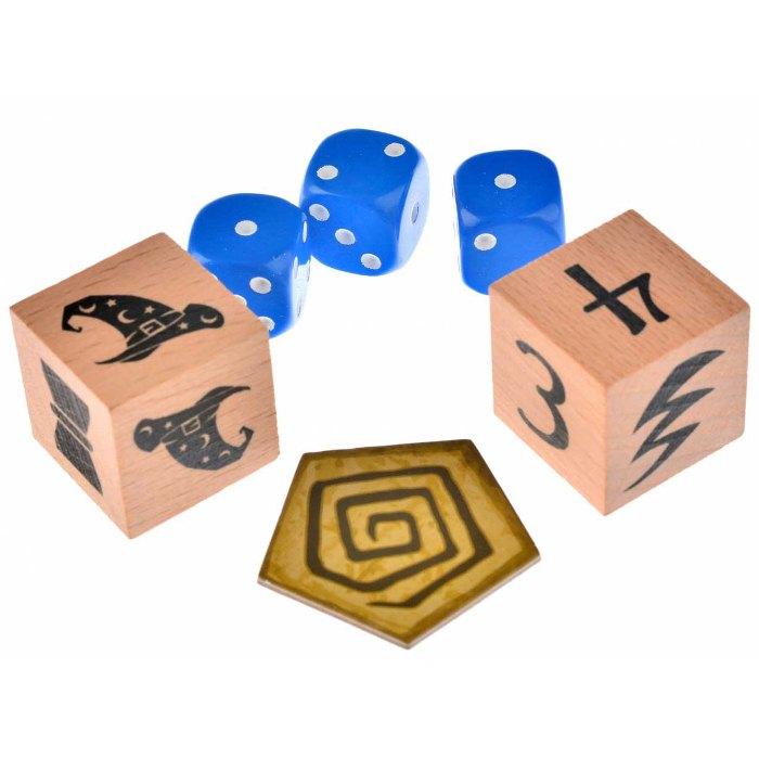 Настольная игра Волшебный котел (Cauldron Quest)
