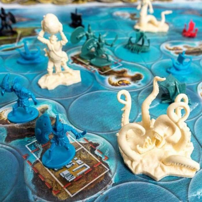Настільна гра Кіклади (Cyclades)