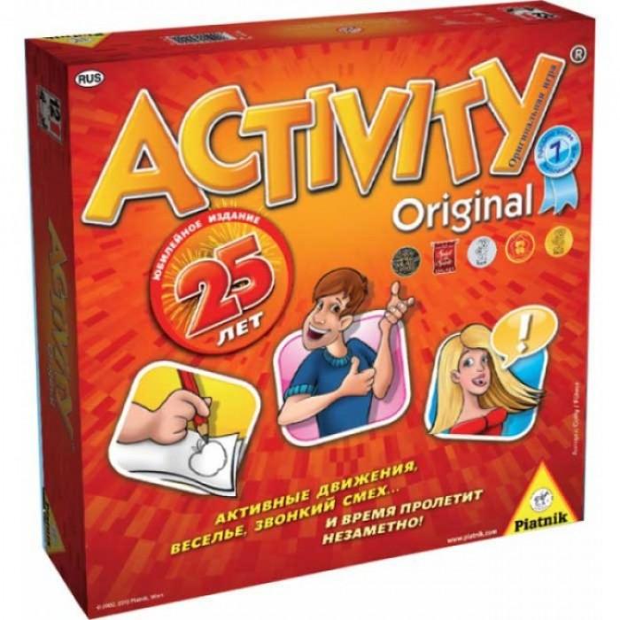 Настольная игра Активити Юбилейное издание (Activity Anniversary)