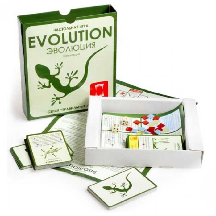 Настільна гра Еволюція (Evolution) (нове видання)