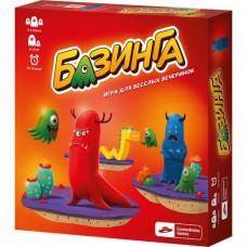 Настільна гра Базінга (Bazinga)