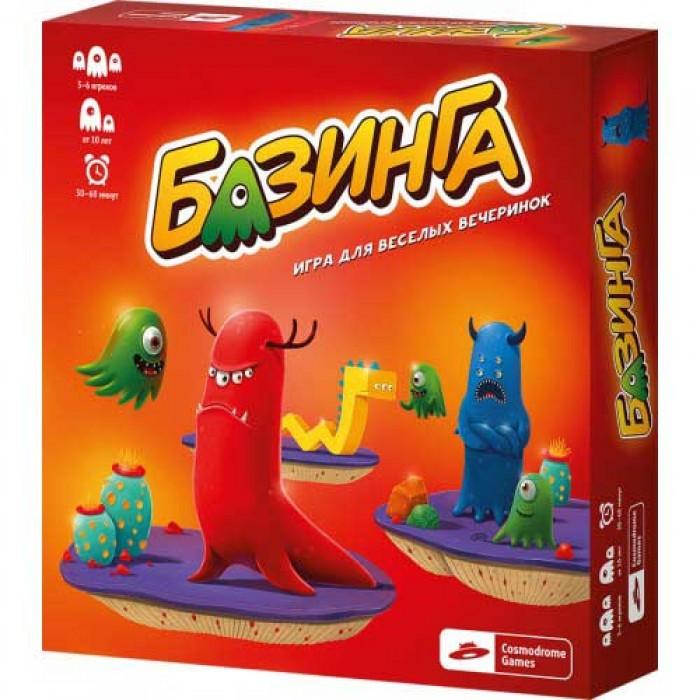 Настольная игра Базинга (Bazinga)