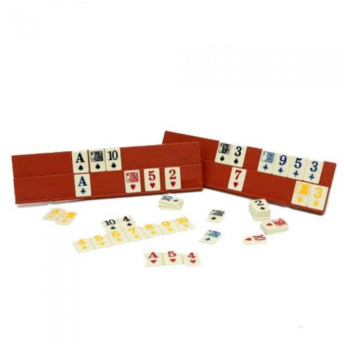 Настільна гра Руммі Класик (Руммікуб, Rummy Classic, Rummikub)