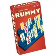 Настольная игра Румми дорожная версия (Руммикуб, Rummy compact)