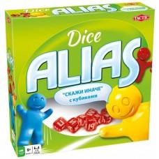 Настільна гра Аліас з кубиками (Скажи інакше, Alias Dice)