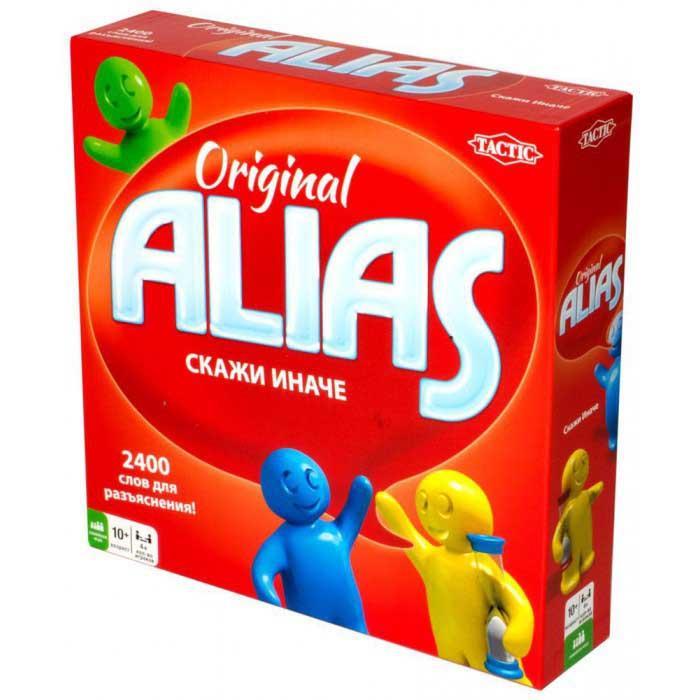 Настільна гра Алиас або Скажи інакше (Alias)