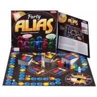 Настольная игра Пати Алиас (Алиас для вечеринок, Скажи иначе, Party Alias) (новая версия)