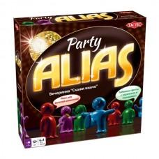 Настільна гра Паті Аліас (Аліас для вечірок, Скажи інакше, Party Alias) (укр.)