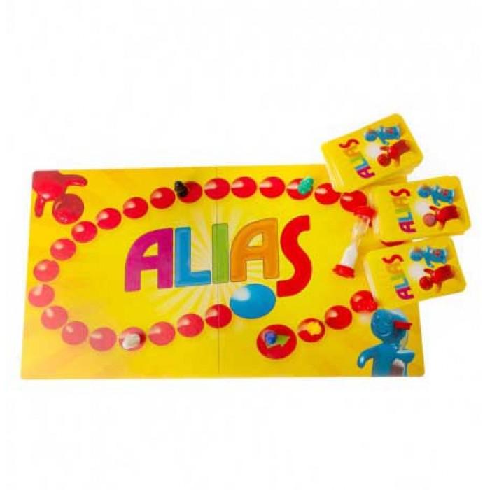 Настольная игра Алиас для детей (Элиас Юниор, Junior Alias)