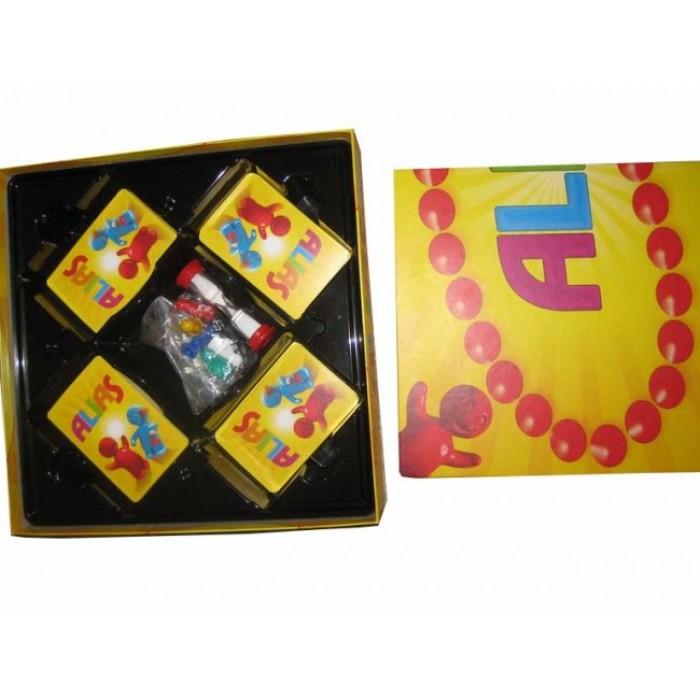 Настільна гра Аліас для дітей (Еліас Юніор, Junior Alias)