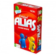 Настільна гра Аліас або Скажи Інакше. Дорожня версія (Еліас компактний, Alias travel)
