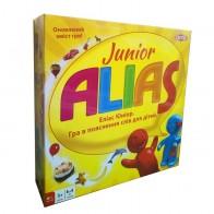 Настільна гра Аліас для дітей (Еліас Юніор, Junior Alias) (укр.)