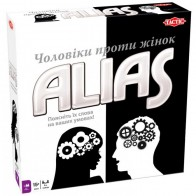 Настольная игра Алиас. Мужчины против женщин (Alias) (укр.)