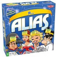 Настільна гра Я… Аліас (I am… Alias)