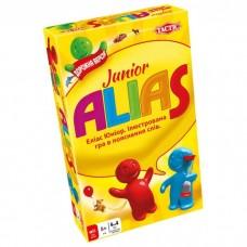 Настільна гра Алиас Юніор. Дорожня версія (укр.) (Еліас дитячий компакт, Alias Junior Travel)