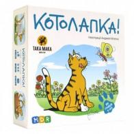 Настільна гра Котолапка
